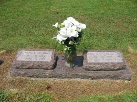VANAMAN, CHARLIE H - Cross County, Arkansas | CHARLIE H VANAMAN - Arkansas Gravestone Photos