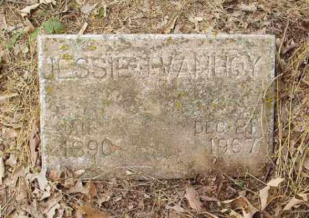 VANHOY, JESSIE J. - Cross County, Arkansas | JESSIE J. VANHOY - Arkansas Gravestone Photos