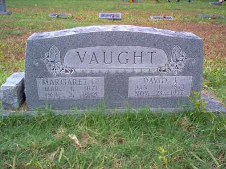 VAUGHT, MARGARET C - Cross County, Arkansas | MARGARET C VAUGHT - Arkansas Gravestone Photos