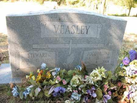 VEASLEY, JOCQUELINE - Cross County, Arkansas | JOCQUELINE VEASLEY - Arkansas Gravestone Photos