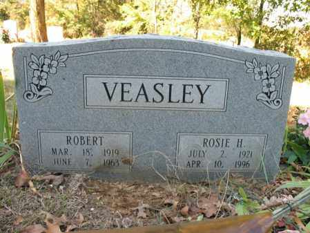 VEASLEY, ROBERT - Cross County, Arkansas | ROBERT VEASLEY - Arkansas Gravestone Photos