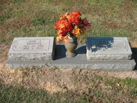 WAGGONER, JOSIE J - Cross County, Arkansas | JOSIE J WAGGONER - Arkansas Gravestone Photos