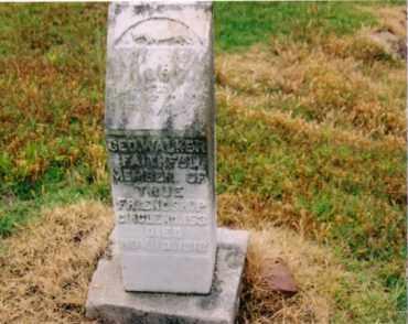 WALKER, GEORGE - Cross County, Arkansas | GEORGE WALKER - Arkansas Gravestone Photos