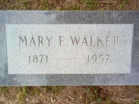 WALKER, MARY E - Cross County, Arkansas   MARY E WALKER - Arkansas Gravestone Photos
