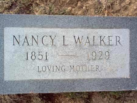 WALKER, NANCY L - Cross County, Arkansas | NANCY L WALKER - Arkansas Gravestone Photos