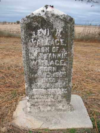 WALLACE, LEVI H - Cross County, Arkansas   LEVI H WALLACE - Arkansas Gravestone Photos