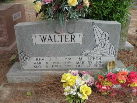 "WALTER, MINNIE LEEDA ""GRANNY"" - Cross County, Arkansas | MINNIE LEEDA ""GRANNY"" WALTER - Arkansas Gravestone Photos"