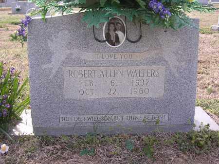 WALTERS, ROBERT ALLEN - Cross County, Arkansas   ROBERT ALLEN WALTERS - Arkansas Gravestone Photos
