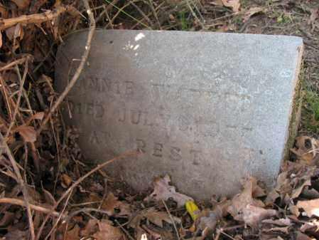 WARREN, FANNIE - Cross County, Arkansas | FANNIE WARREN - Arkansas Gravestone Photos