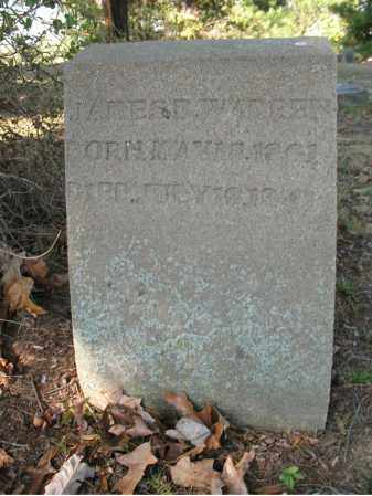 WARREN, JAMES B - Cross County, Arkansas | JAMES B WARREN - Arkansas Gravestone Photos