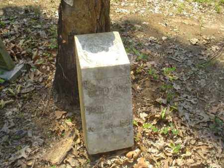 WARREN, RUBY - Cross County, Arkansas | RUBY WARREN - Arkansas Gravestone Photos