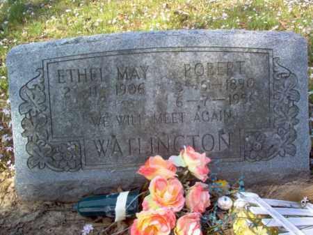 WATLINGTON, ETHEL MAY - Cross County, Arkansas | ETHEL MAY WATLINGTON - Arkansas Gravestone Photos
