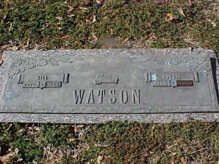 WATSON, BILL - Cross County, Arkansas | BILL WATSON - Arkansas Gravestone Photos