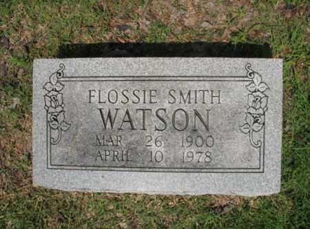 WATSON, FLOSSIE - Cross County, Arkansas | FLOSSIE WATSON - Arkansas Gravestone Photos