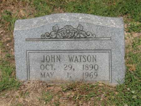 WATSON, JOHN - Cross County, Arkansas | JOHN WATSON - Arkansas Gravestone Photos