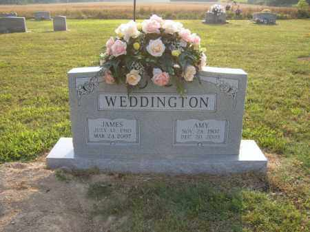 WEDDINGTON, JAMES - Cross County, Arkansas | JAMES WEDDINGTON - Arkansas Gravestone Photos