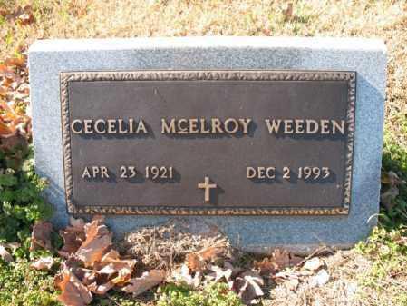 WEEDEN, CECELIA - Cross County, Arkansas | CECELIA WEEDEN - Arkansas Gravestone Photos