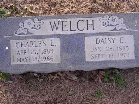 WELCH, CHARLES L - Cross County, Arkansas | CHARLES L WELCH - Arkansas Gravestone Photos