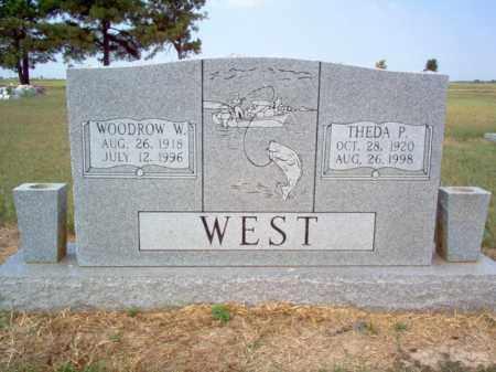 WEST, WOODROW WILSON - Cross County, Arkansas | WOODROW WILSON WEST - Arkansas Gravestone Photos
