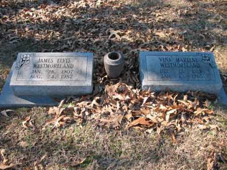 WESTMORELAND, JAMES ELVIS - Cross County, Arkansas   JAMES ELVIS WESTMORELAND - Arkansas Gravestone Photos