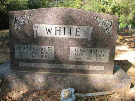 WHITE, LENA - Cross County, Arkansas | LENA WHITE - Arkansas Gravestone Photos