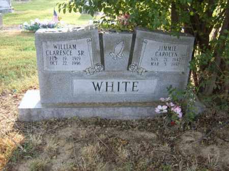 WHITE, JIMMIE CAROLYN - Cross County, Arkansas | JIMMIE CAROLYN WHITE - Arkansas Gravestone Photos