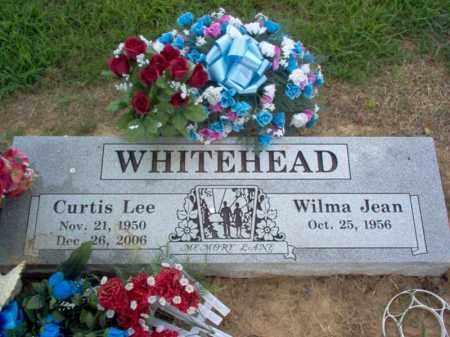 WHITEHEAD, CURTIS LEE - Cross County, Arkansas | CURTIS LEE WHITEHEAD - Arkansas Gravestone Photos