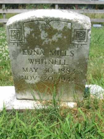 WHITNELL, EDNA - Cross County, Arkansas | EDNA WHITNELL - Arkansas Gravestone Photos
