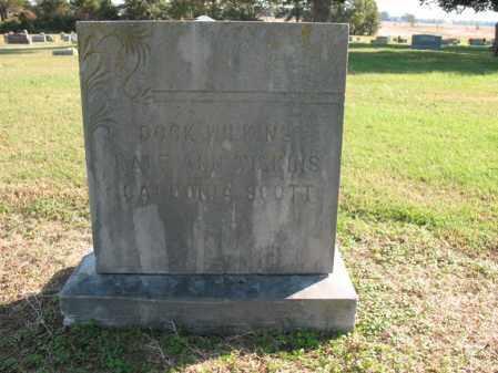 SCOTT, CALDONIA - Cross County, Arkansas   CALDONIA SCOTT - Arkansas Gravestone Photos