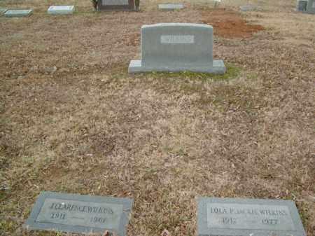 "WILKINS, LOLA P  ""JACKIE"" - Cross County, Arkansas | LOLA P  ""JACKIE"" WILKINS - Arkansas Gravestone Photos"