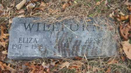 WILLFORM, ELIZA - Cross County, Arkansas | ELIZA WILLFORM - Arkansas Gravestone Photos