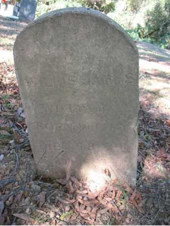 WILLIAM, WILLIS JAMES - Cross County, Arkansas   WILLIS JAMES WILLIAM - Arkansas Gravestone Photos