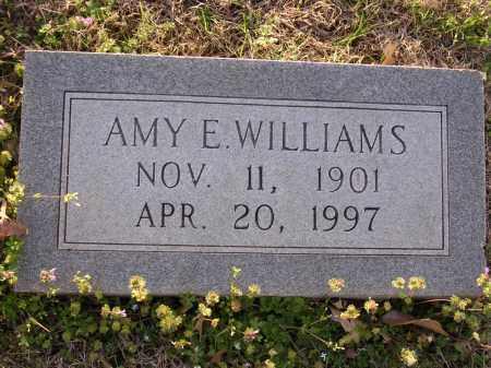 WILLIAMS, AMY E - Cross County, Arkansas | AMY E WILLIAMS - Arkansas Gravestone Photos