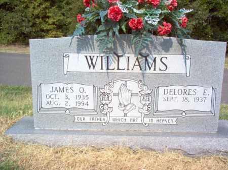 WILLIAMS, JAMES OWELL - Cross County, Arkansas | JAMES OWELL WILLIAMS - Arkansas Gravestone Photos