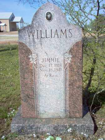 WILLIAMS, JIMMIE - Cross County, Arkansas | JIMMIE WILLIAMS - Arkansas Gravestone Photos