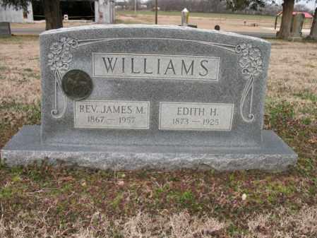 WILLIAMS, EDITH H - Cross County, Arkansas | EDITH H WILLIAMS - Arkansas Gravestone Photos