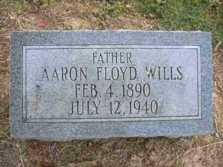 WILLS, AARON FLOYD - Cross County, Arkansas | AARON FLOYD WILLS - Arkansas Gravestone Photos