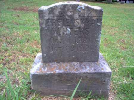 WINTERS, VERSIE SYBAL - Cross County, Arkansas | VERSIE SYBAL WINTERS - Arkansas Gravestone Photos