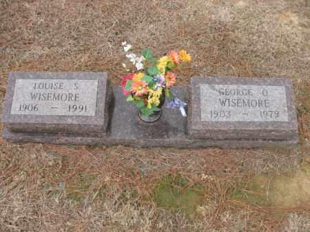 WISEMORE, GEORGE O - Cross County, Arkansas | GEORGE O WISEMORE - Arkansas Gravestone Photos