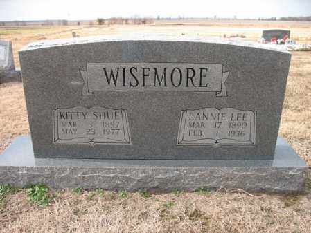 WISEMORE, LANNIE LEE - Cross County, Arkansas | LANNIE LEE WISEMORE - Arkansas Gravestone Photos