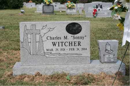 "WITCHER, CHARLES M ""SONNY"" - Cross County, Arkansas | CHARLES M ""SONNY"" WITCHER - Arkansas Gravestone Photos"
