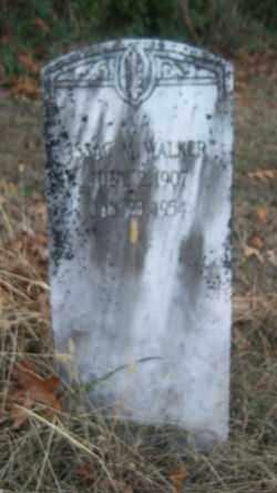WALKER, ISSAC M - Cross County, Arkansas | ISSAC M WALKER - Arkansas Gravestone Photos