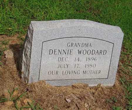 WOODARD, DENNIE - Cross County, Arkansas | DENNIE WOODARD - Arkansas Gravestone Photos