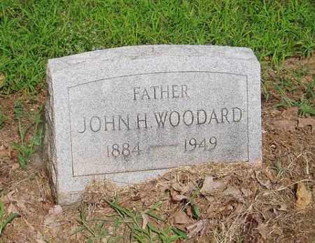 WOODARD, JOHN H. - Cross County, Arkansas | JOHN H. WOODARD - Arkansas Gravestone Photos