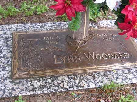 WOODARD, LYNN - Cross County, Arkansas | LYNN WOODARD - Arkansas Gravestone Photos