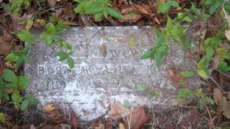 WOODY, FLOYD E - Cross County, Arkansas   FLOYD E WOODY - Arkansas Gravestone Photos