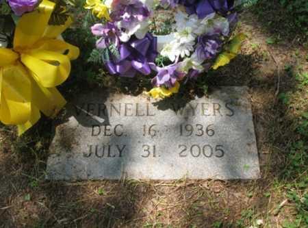 WYERS, VERNELL - Cross County, Arkansas | VERNELL WYERS - Arkansas Gravestone Photos