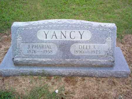 YANCY, DELLA - Cross County, Arkansas   DELLA YANCY - Arkansas Gravestone Photos