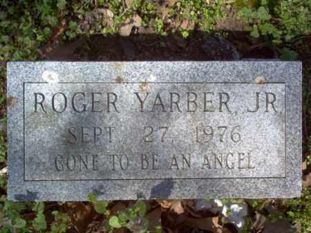 YARBER, JR., ROGER - Cross County, Arkansas | ROGER YARBER, JR. - Arkansas Gravestone Photos