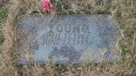 YOUNG, FELIX A - Cross County, Arkansas | FELIX A YOUNG - Arkansas Gravestone Photos